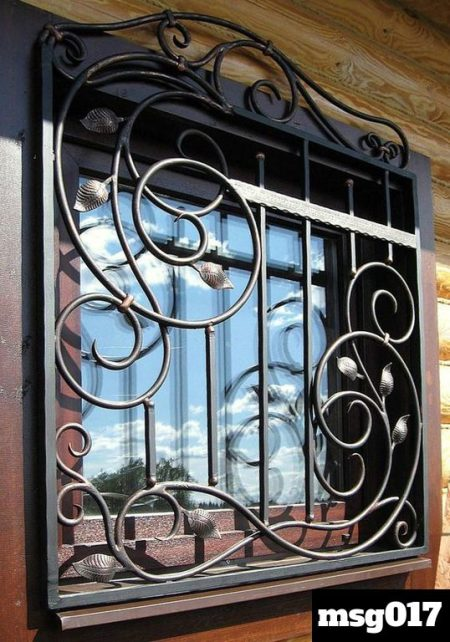 MS Window Grill(017)