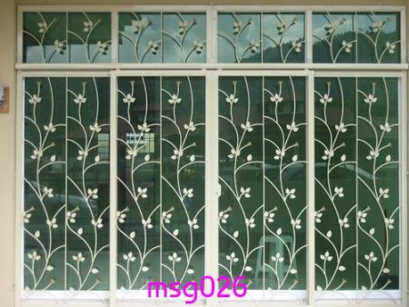 MS Window Grill(026)