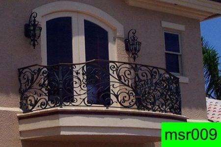 Ms balcony railing grill(009)