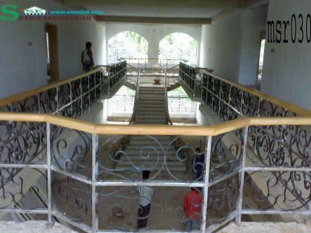 Ms balcony railing grill(030)
