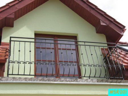 Ms balcony railing grill(001)