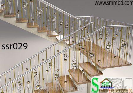 SS stair railing (029)