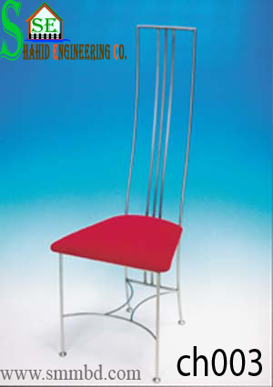 SS steel chair (003)