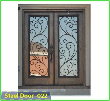 Security Steel Door