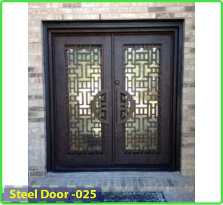 MS Steel Home Door