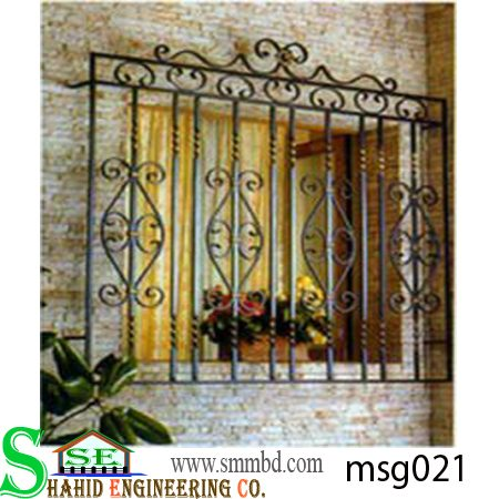 MS Window Grill(021)
