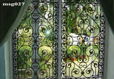 MS Window Grill(027)