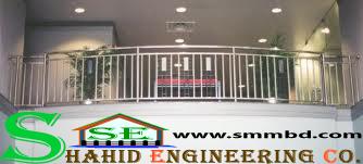 SS Balcony Railing(012)