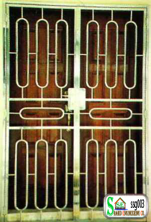 SS Window Grill(002)