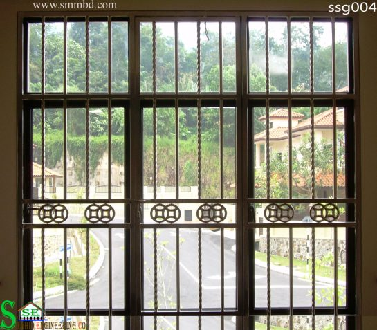 Ss Window Grill 003 Smmbdstore Com