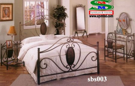 Steel Bed Room Set (003)