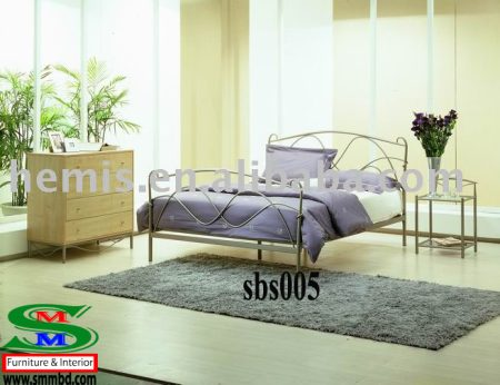 Steel Bed Room Set (005)