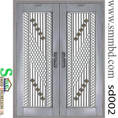 STEEL DOOR (002)