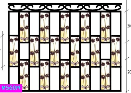 MS Window Grill(019)