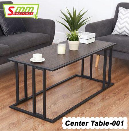 Steel Center Table