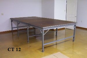 Garment Cutting Table(012)