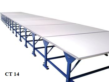 Garment Cutting Table(014)