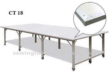Garment Cutting Table(017)