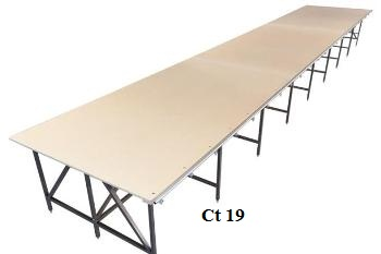 Garment Cutting Table(020)