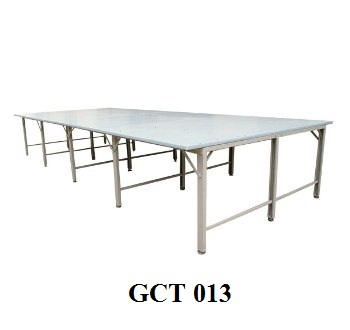 Garment Cutting Table(013)