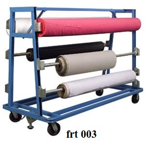 Fabric Roll Trolley (003)
