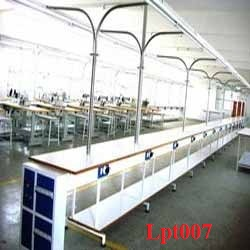 Garments LINE PRODUCTION Table (007)