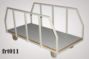 Fabric Roll Trolley (011)