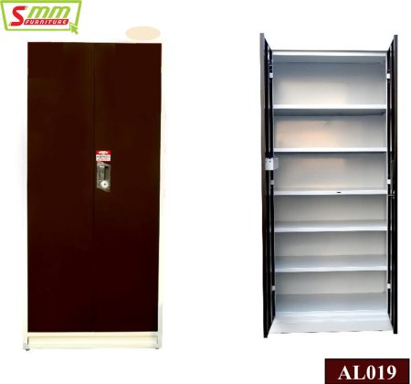 Steel Shelf Almira