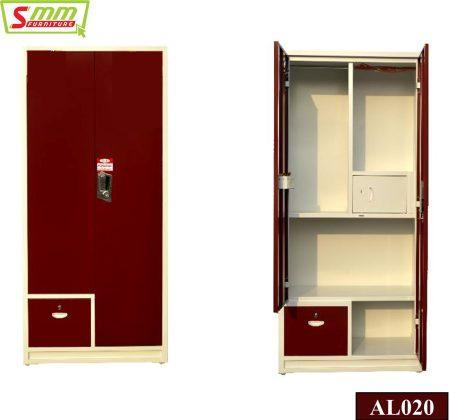 Bedroom Almira with Locker & Drawer