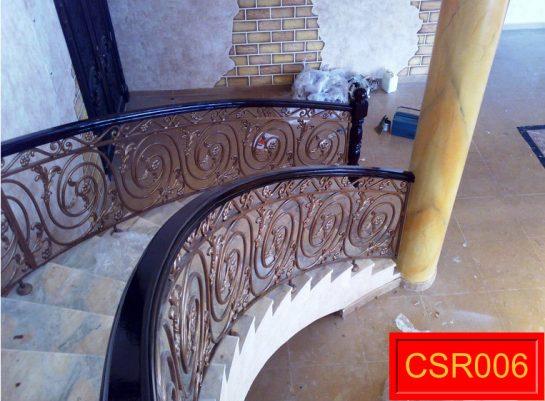 Casting Stair Railing (004)