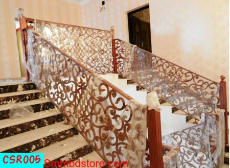 Casting Stair Railing (005