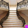 Casting Stair Railing 003