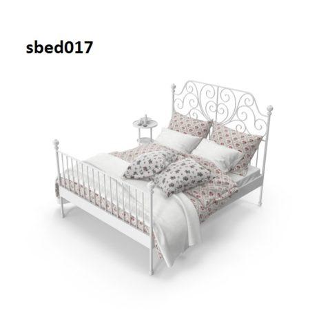 Steel Bed (017)