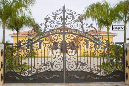 Casting Boundary Gate (072)