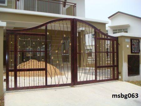 MS Boundary Gate (063)