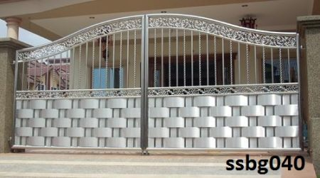 Stainless Steel Boundary Gate (040)