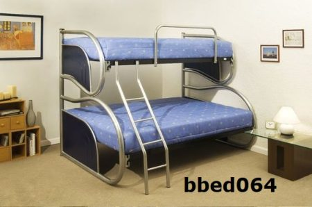 Home Space Saving Bunk Bed (064)