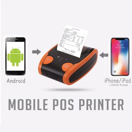 Portable Mobile POS Printer