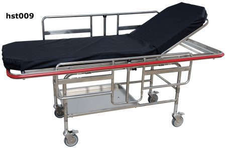 Hospital Stretcher Trolley (009)