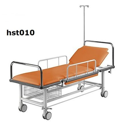 Hospital Stretcher Trolley (010)