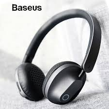 BASEUS Encok D01 Foldable Stereo Wireless Bluetooth Over-ear Headphone