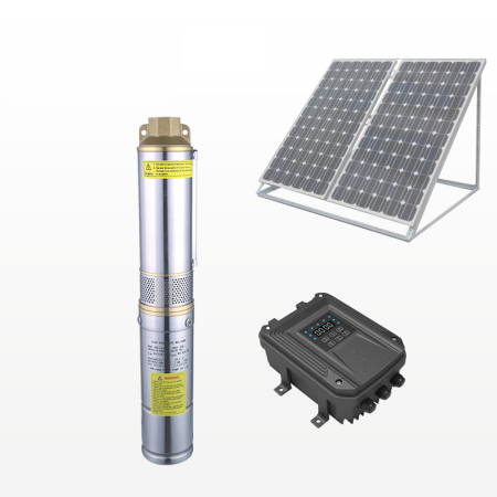 Solar submersible pump set dc solar centrifugal pump