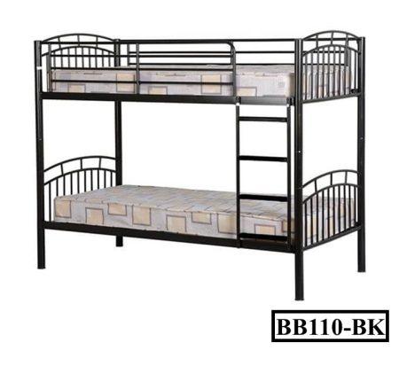 Steel Single Bunk Bed