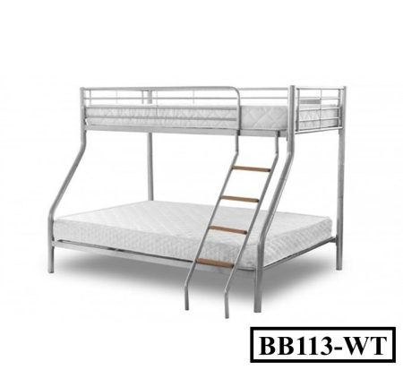 Semi with Single Bunk Bed