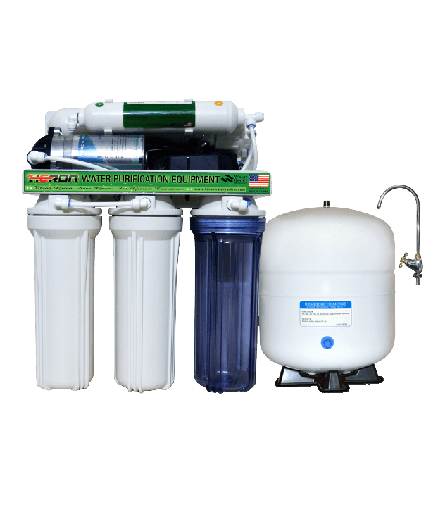 RO+ Stage 6 GRO-060-UV Water Purifier – White