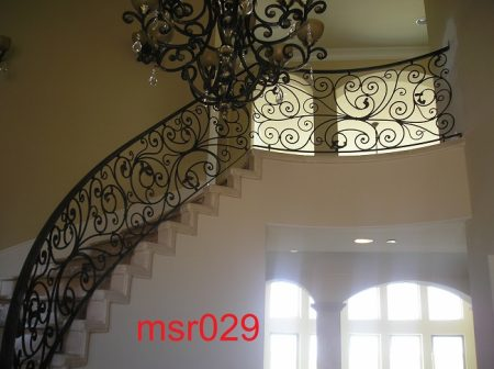 Casting Stair Railing (029)  new model railing