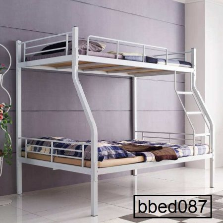 Home Space Saving Bunk Bed - White Color