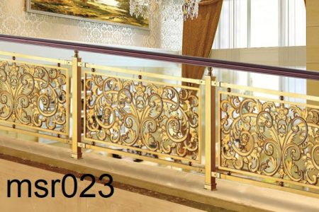 Casting Stair Railing (023)  new model railing