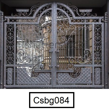 Casting Boundary Gate (084)
