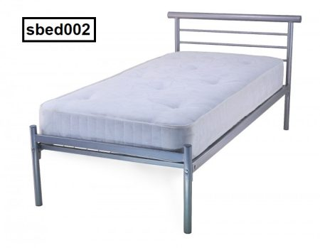 Single Steel Bed (002)
